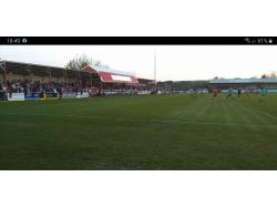 An image of War Memorial Athletic Ground uploaded by jonwoozley