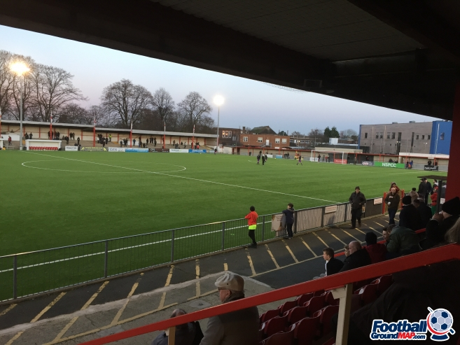 A photo of War Memorial Sports Ground uploaded by andy-s