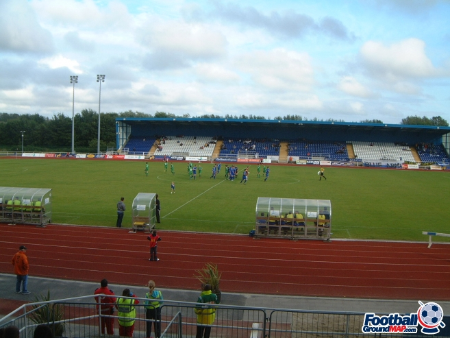 A photo of Waterford Regional Sports Centre uploaded by walkerboii