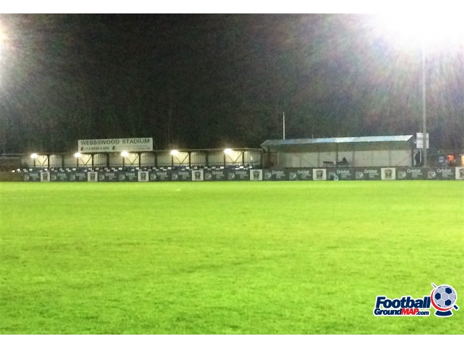 A photo of Webbswood Stadium uploaded by johnwickenden