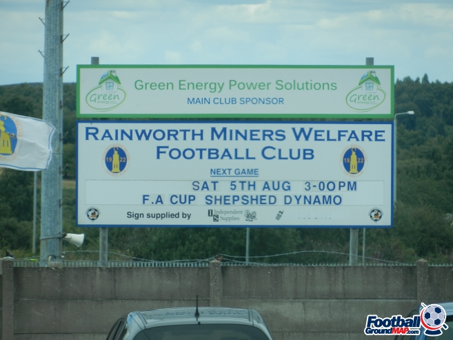 A photo of Welfare Ground uploaded by wilfcat