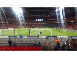 An image of Wembley Stadium uploaded by smiffeeyido93