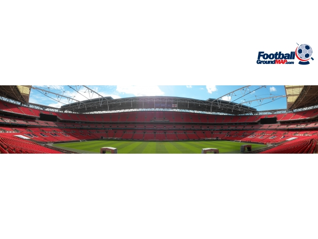 A photo of Wembley Stadium uploaded by totalrecoyle
