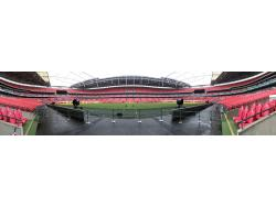 An image of Wembley Stadium uploaded by parps860
