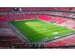 An image of Wembley Stadium uploaded by jackafcw