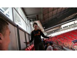 An image of Wembley Stadium uploaded by skerr44