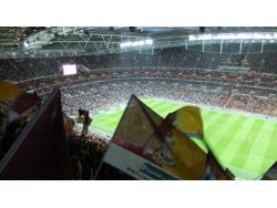 An image of Wembley Stadium uploaded by banched