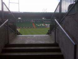 An image of Weserstadion uploaded by dannyptfc