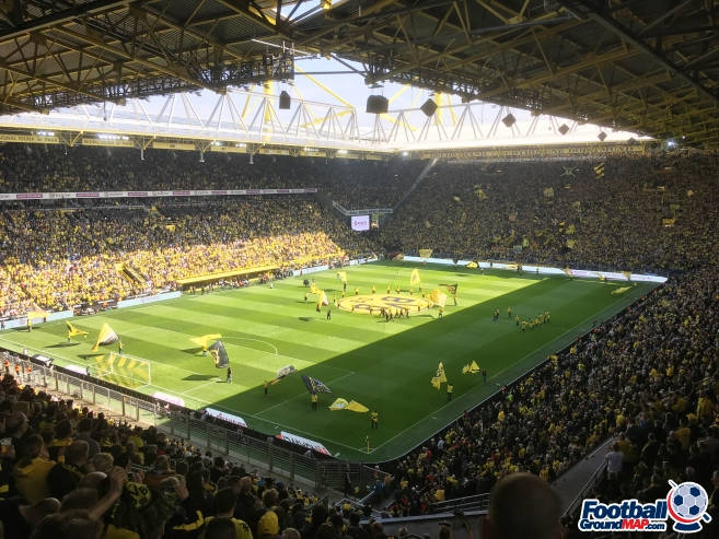A photo of Westfalenstadion (Signal Iduna Park) uploaded by tomscarbi