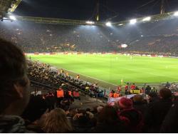 An image of Westfalenstadion (Signal Iduna Park) uploaded by vincesheep