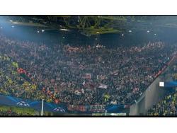 An image of Westfalenstadion (Signal Iduna Park) uploaded by mikat