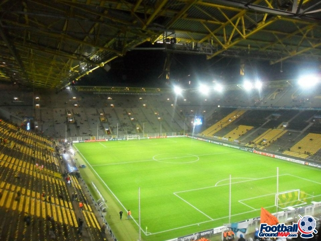 A photo of Westfalenstadion (Signal Iduna Park) uploaded by facebook-user-100186