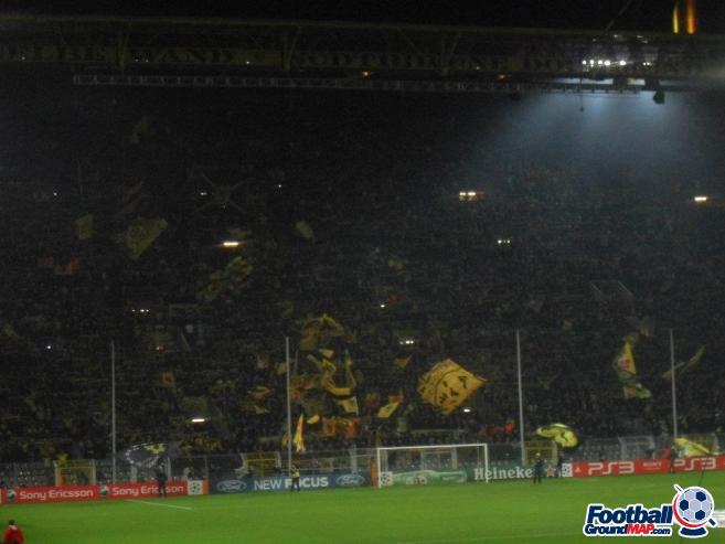 A photo of Westfalenstadion (Signal Iduna Park) uploaded by facebook-user-100186