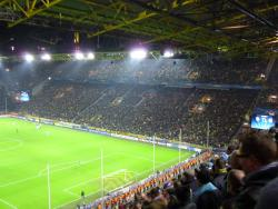 An image of Westfalenstadion (Signal Iduna Park) uploaded by smithybridge-blue