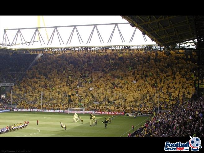 A photo of Westfalenstadion (Signal Iduna Park) uploaded by snej72