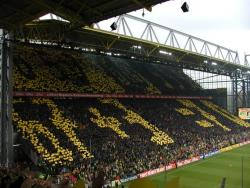 An image of Westfalenstadion (Signal Iduna Park) uploaded by snej72