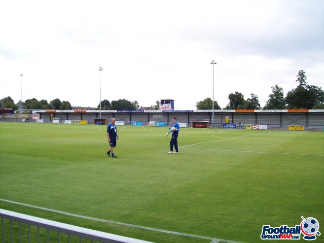 A photo of Westleigh Park uploaded by chunk9