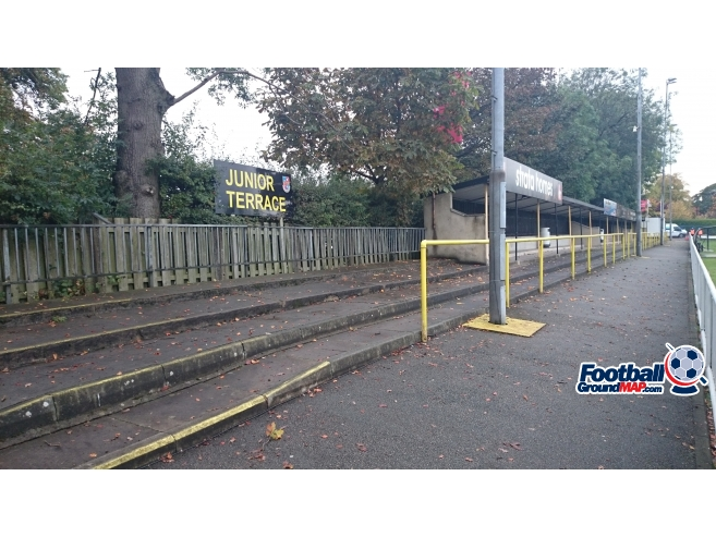 A photo of Wetherby Road (CNG Stadium) uploaded by biscuitman88