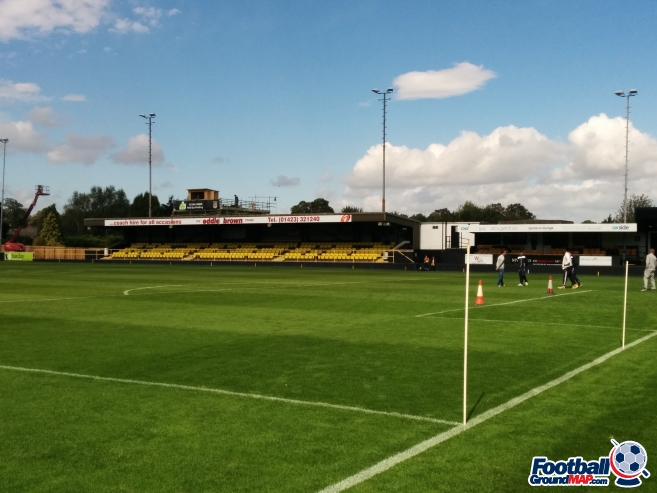 A photo of Wetherby Road (CNG Stadium) uploaded by matttheox