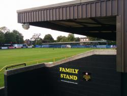 An image of Wetherby Road (CNG Stadium) uploaded by matttheox
