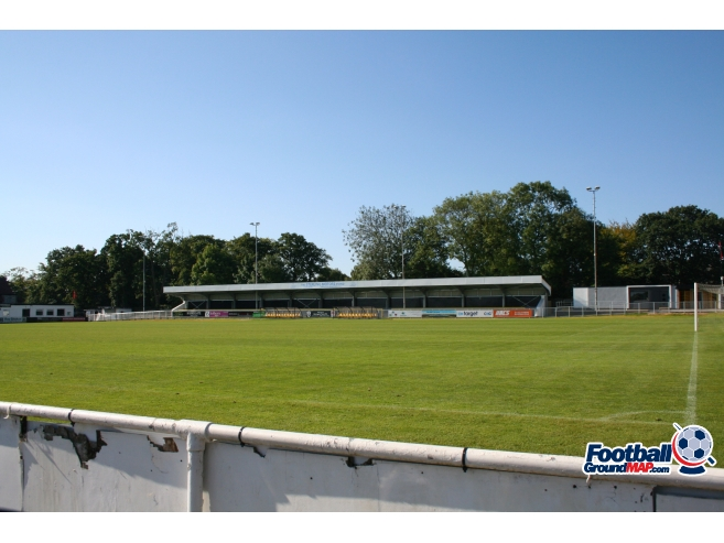 A photo of Wetherby Road (CNG Stadium) uploaded by johnwickenden