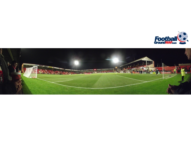 A photo of Whaddon Road uploaded by neal