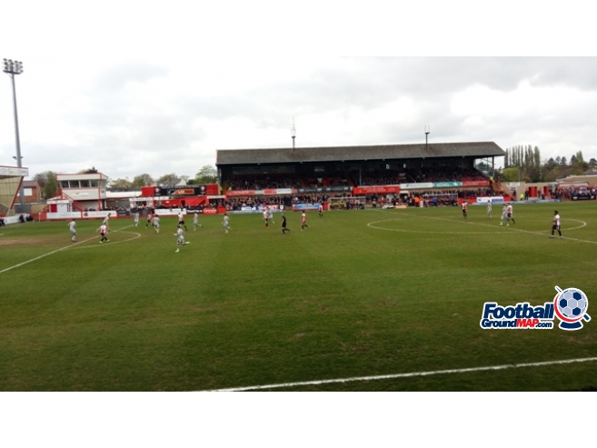 A photo of Whaddon Road uploaded by oldboy