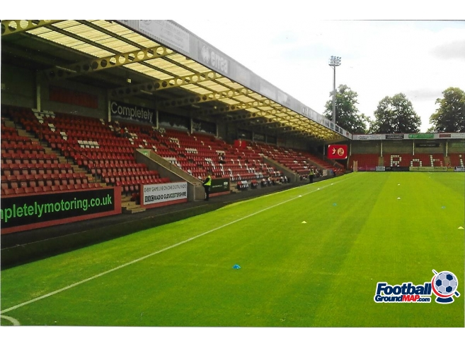 A photo of Whaddon Road uploaded by rampage