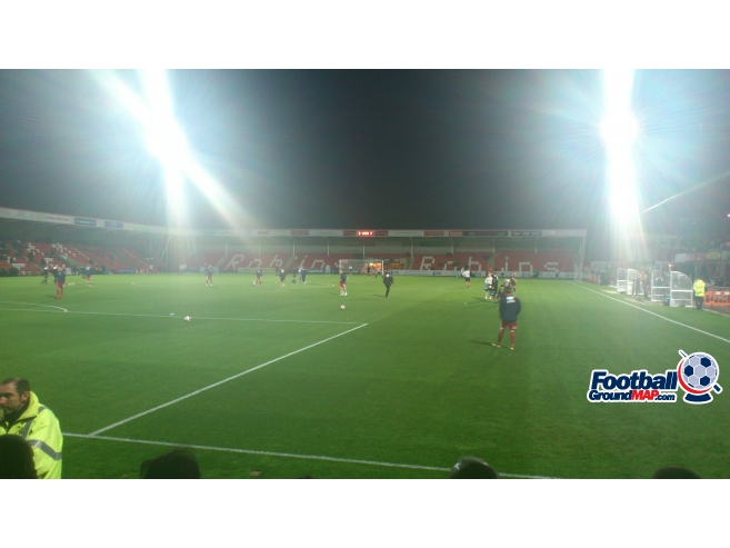 A photo of Whaddon Road uploaded by biscuitman88