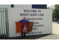 An image of White Hart Lane uploaded by joesue