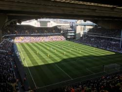 An image of White Hart Lane uploaded by tomscarbi