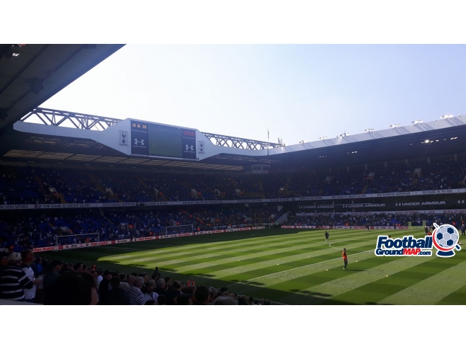 A photo of White Hart Lane uploaded by smiffeeyido93