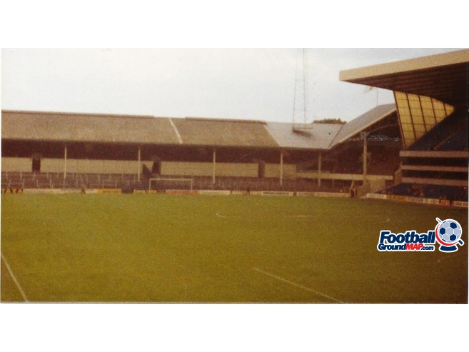 A photo of White Hart Lane uploaded by rampage