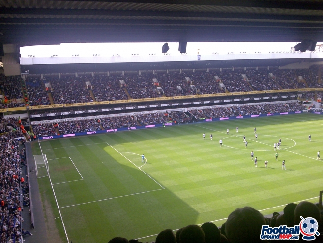 A photo of White Hart Lane uploaded by calumlaing