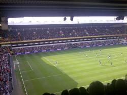 An image of White Hart Lane uploaded by calumlaing