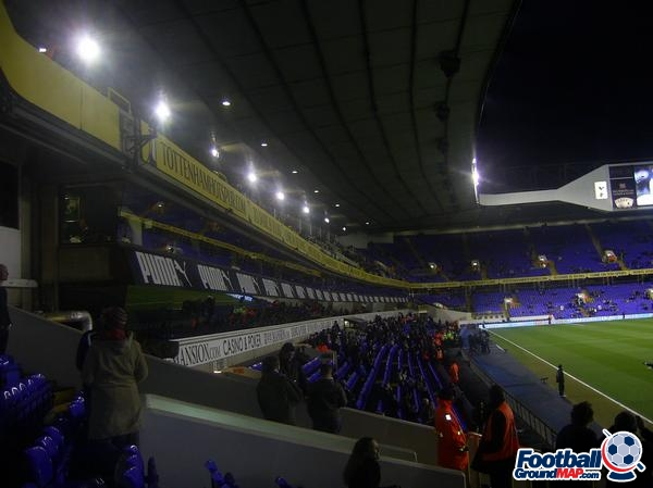 A photo of White Hart Lane uploaded by facebook-user-55935