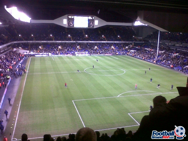 A photo of White Hart Lane uploaded by sfc161