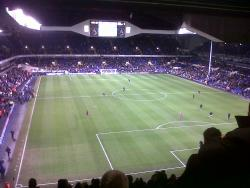 An image of White Hart Lane uploaded by sfc161