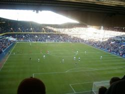 An image of White Hart Lane uploaded by mattycafc
