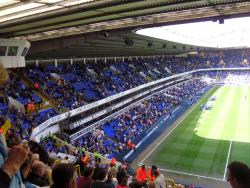 An image of White Hart Lane uploaded by smithybridge-blue