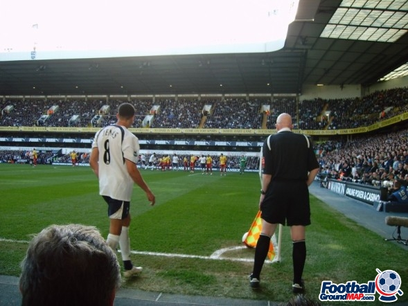A photo of White Hart Lane uploaded by facebook-user-88688