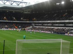 An image of White Hart Lane uploaded by hack