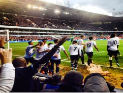 An image of White Hart Lane uploaded by barnsie84