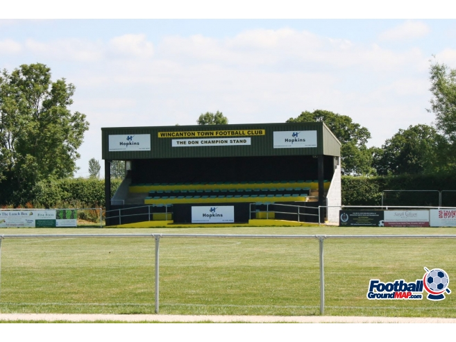 A photo of Wincanton Sports Ground uploaded by johnwickenden