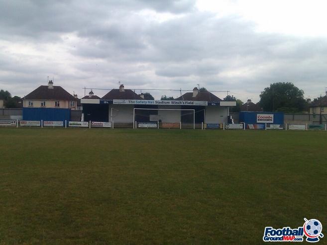 A photo of Winchs Field (Kent Vehicles Stadium) uploaded by davehooker4