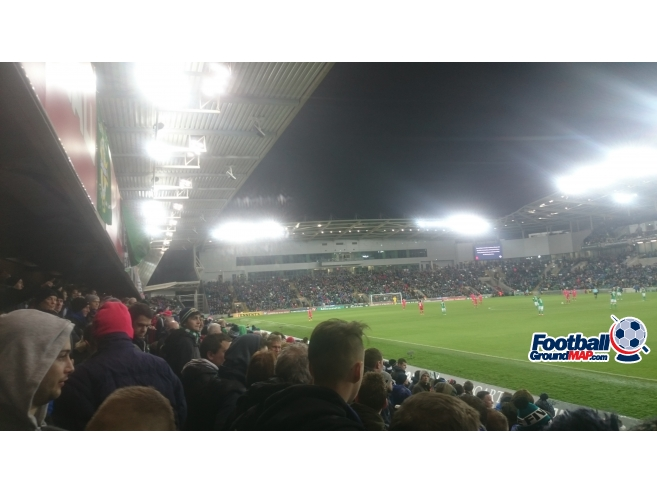 A photo of Windsor Park uploaded by biscuitman88