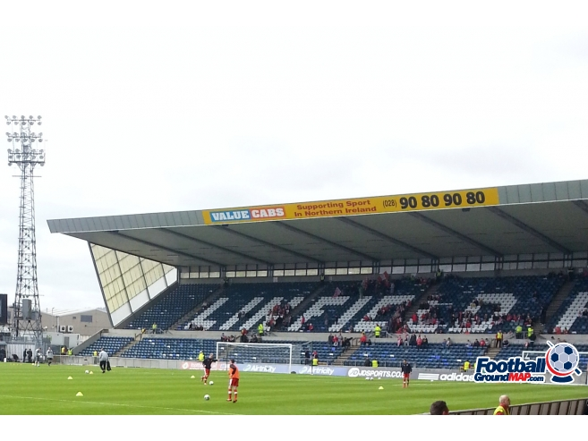 A photo of Windsor Park uploaded by krisstoker