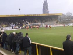 York Street (The Jakemans Stadium)