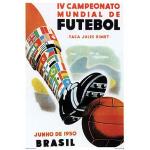World Cup 1950 Brazil