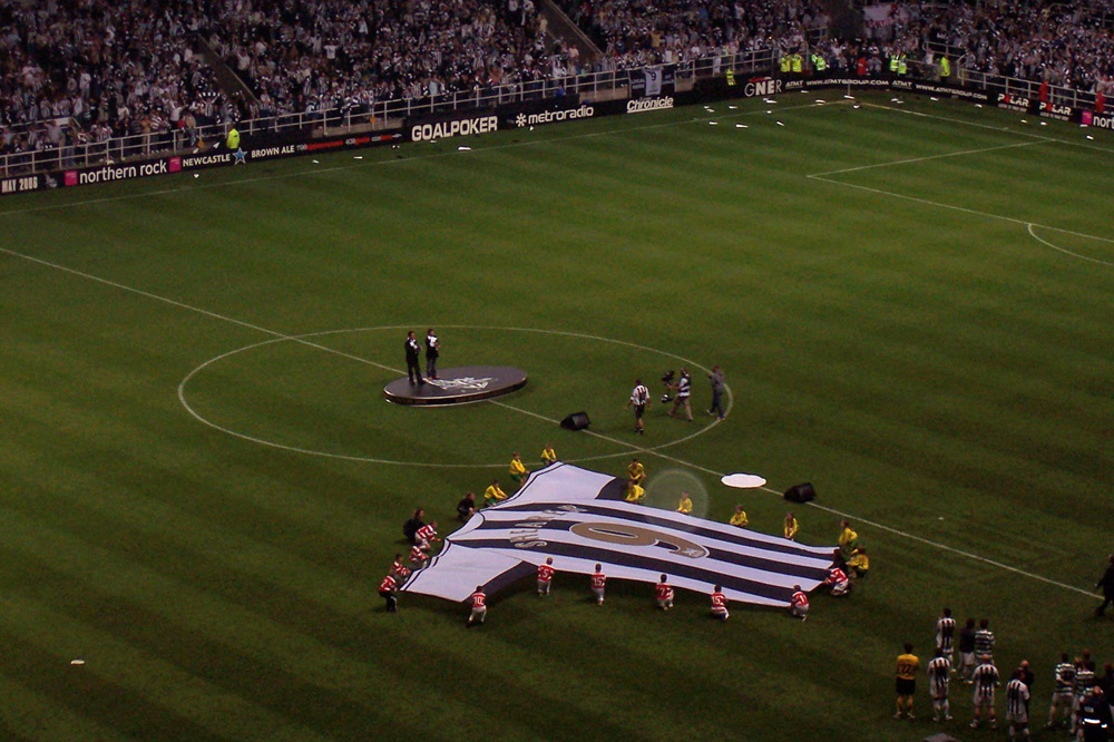 Alan Shearer's Testimonial at St James' Park
